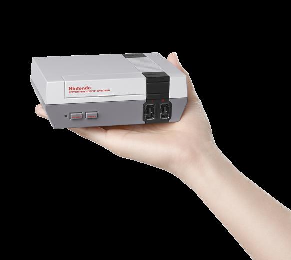 NES Classic Edition - NES mini