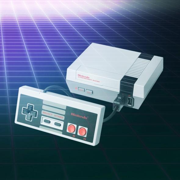 NES mini Classic Edition