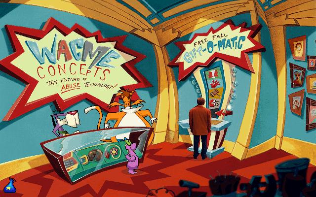 Toonstruck - wacme concepts