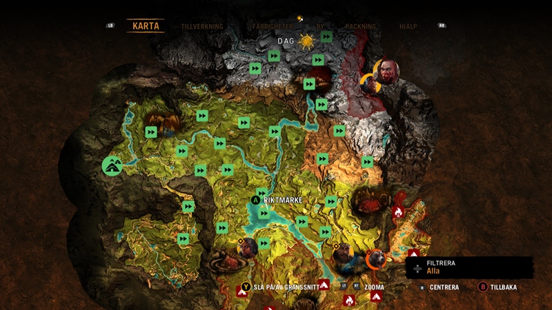 Far Cry Primal Map Geeky Gals