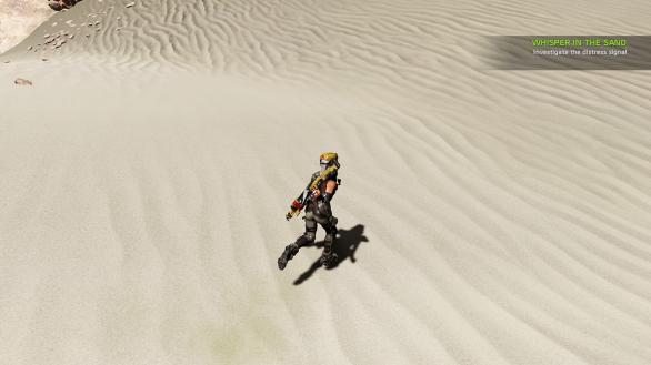 Sand! - ReCore