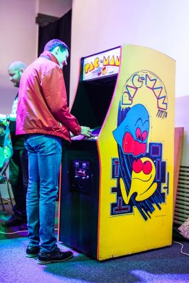 Pac-Man competition