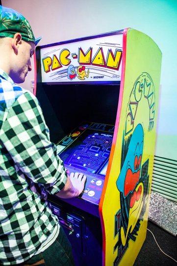 Swedish Pac-Man Champion Barklund