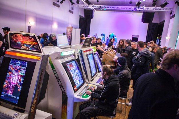 Retro Games Stockholm 2016
