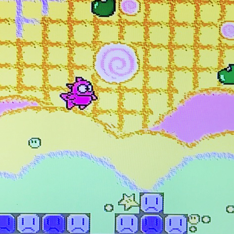 Asmik Kun Land - Famicom