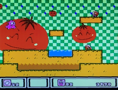 Asmik Kun Land - Famicom