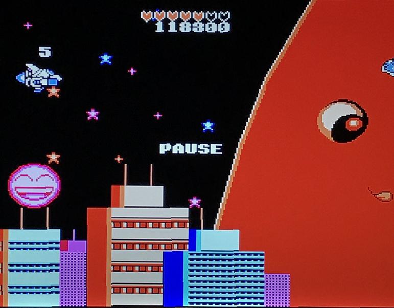 Robocco Wars - Famicom