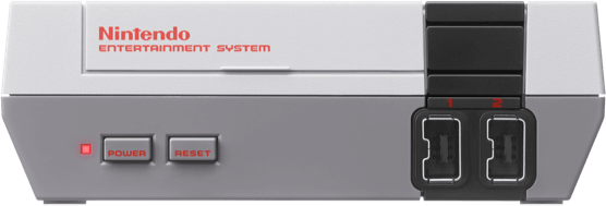 NES Classic Edition front