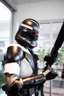 Clone Wars Cosplay - Sci-Fi World