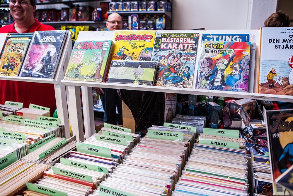 Comics - Sci-Fi World