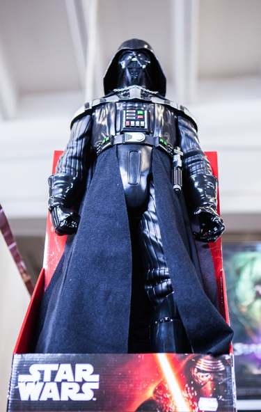 Darth Vader - Sci-Fi World