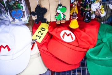 Mario Hat - Sci-Fi World