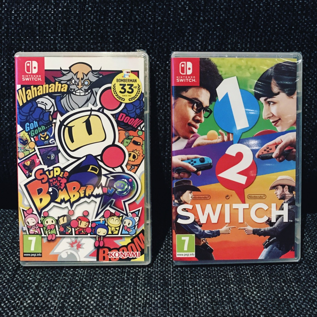 Super Bomberman R & 1, 2 Switch for Nintendo Switch