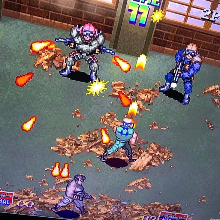 Neo Geo Shock Troopers - Nintendo Switch