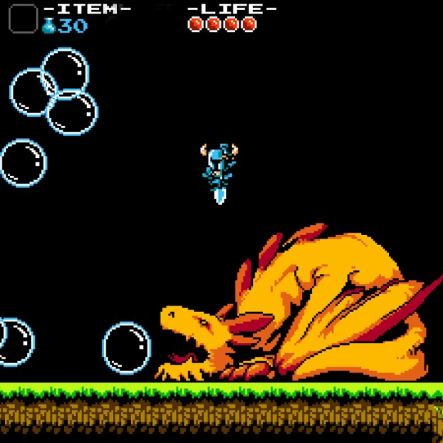 Shovel Knight - Shovel of Hope
