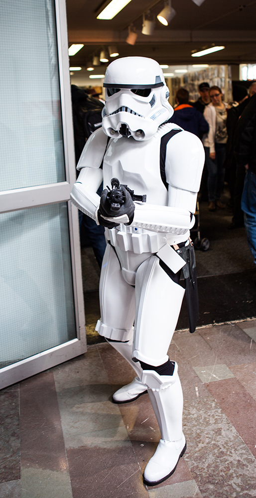 Storm Trooper - Sci-Fi World