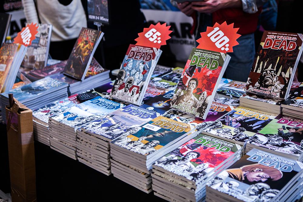 The Walking Dead Comic Books - Sci-Fi World