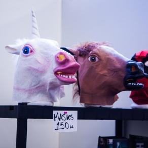Unicorn - Sci-Fi World