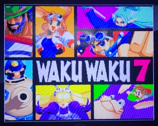 Neo Geo Waku Waku 7 - Nintendo Switch