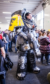 Warhammer cosplay- Sci-Fi World