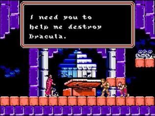 Castlevania Dracula's Curse Alucard