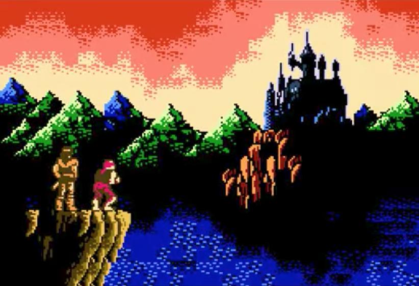 Castlevania Dracula's Curse