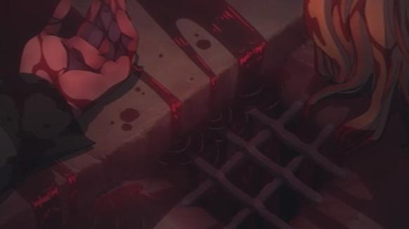Castlevania Netflix - Blood