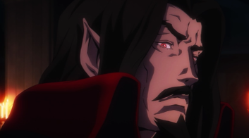 Castlevania Netflix - Dracula