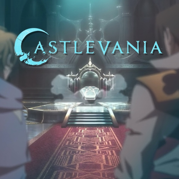 Castlevania Netflix original animated series