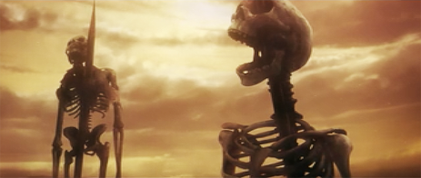 Netflix Castlevania - Skeletons