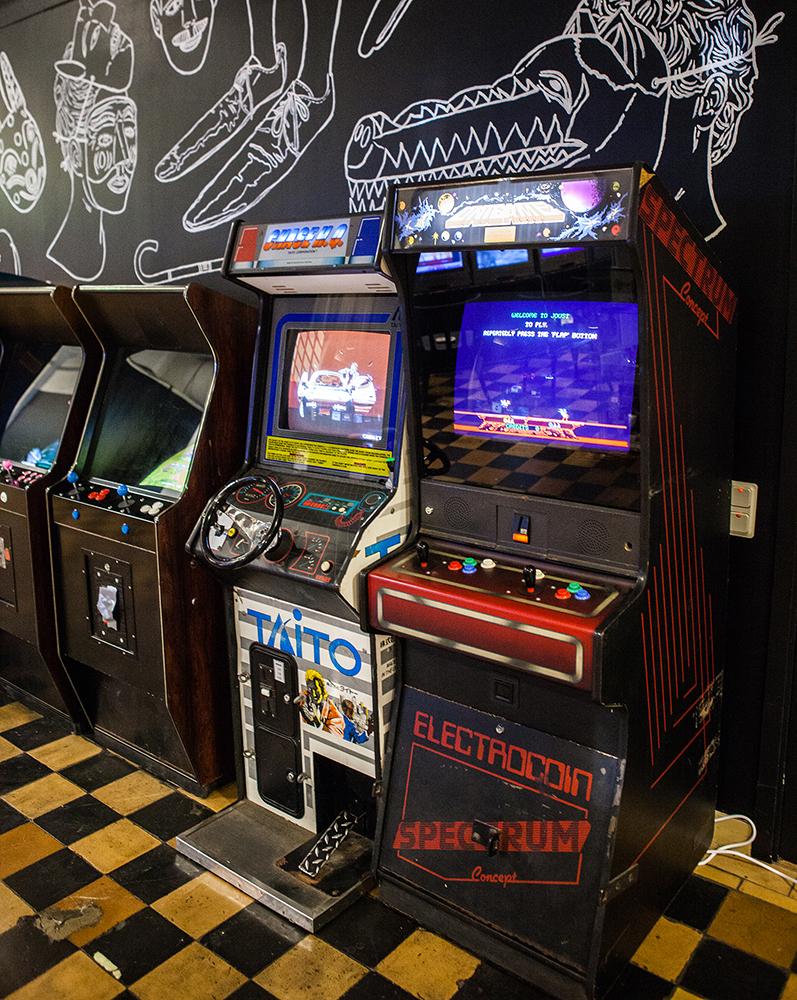 Arcades - RSF