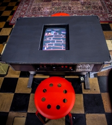 Donkey Kong Cocktail table - RSF