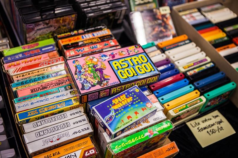 Famicom - RSF