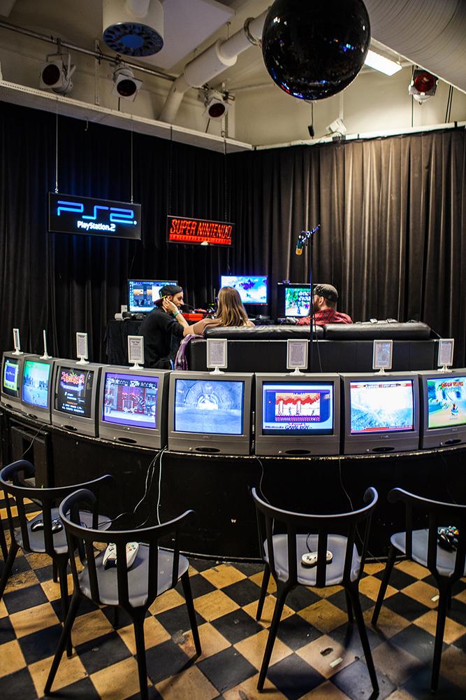 Gaming corner - RSF
