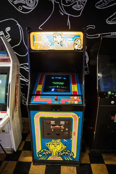 MS Pacman arcade - RSF
