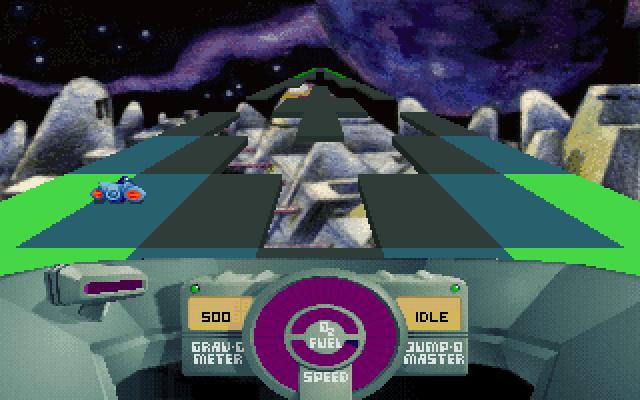 SkyRoads Over the Base