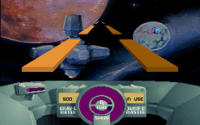 SkyRoads Satellite