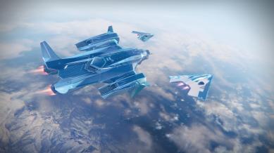 Destiny 2 ships