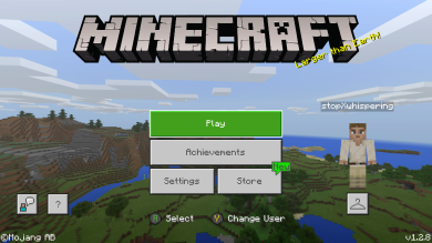 Minecraft with realms