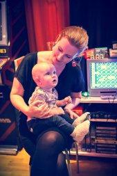 Retro Gaming Baby
