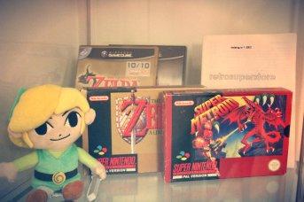 Zelda & Metroid