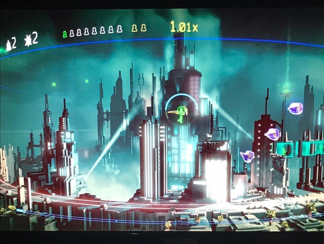 Resogun PS4