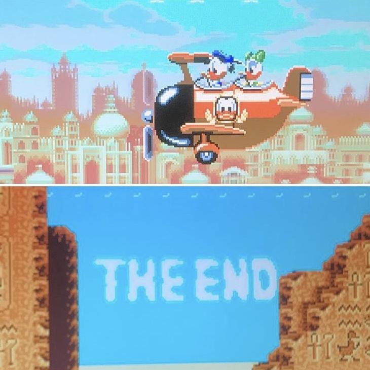 Sega Mega Drive Quackshot