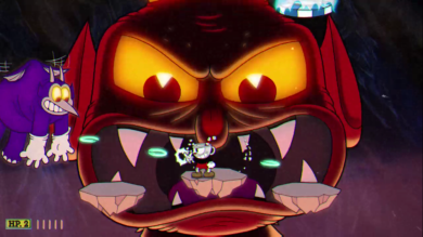 The Devil in Cuphead