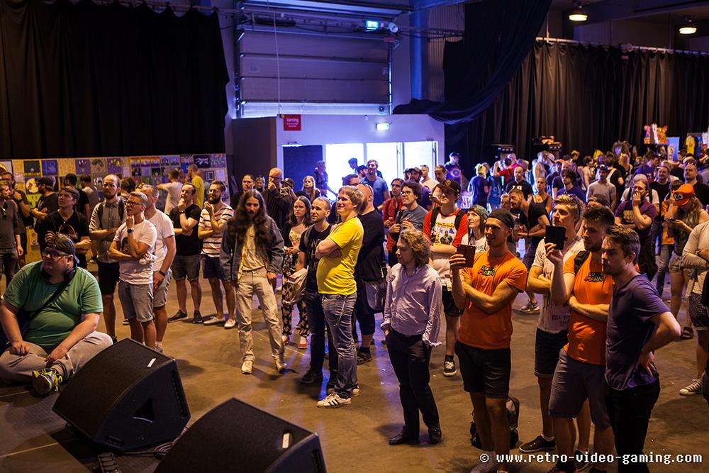 Audience at RSM 2018