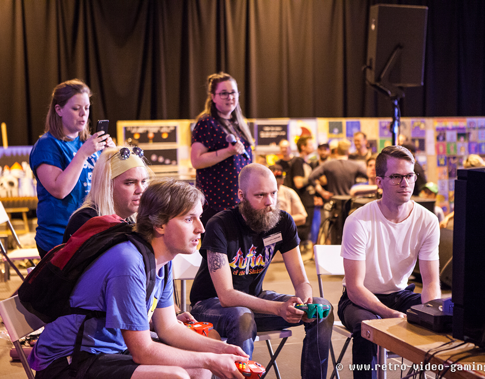 Golden Eye Finals at RSM 2018