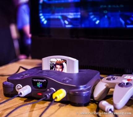N64 Golden Eye