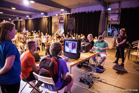 Tetris championship at RSM 2018