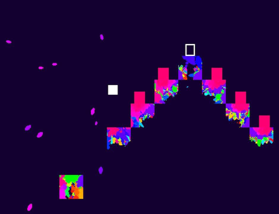 Nintendo Switch Game Ink Screenshot Pyramid