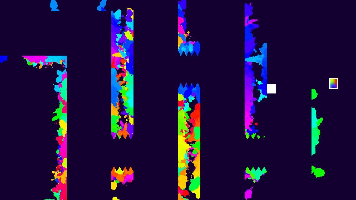 Nintendo Switch Game Ink Screenshot walls